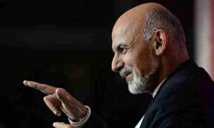Afganistan İslam Cumhuriyeti Cumhurbaşkanı Eşref Gani'nin Ülkemizi Ziyareti