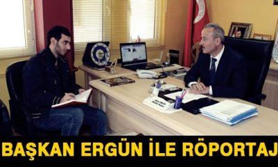 Ayancık Belediye Başkanı Ayhan Ergün ile röportaj