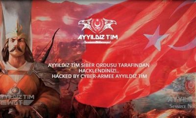 Ayyıldız Tim, Türkiye'yi Tehtit Eden Anonymous'un Sesini Kesti