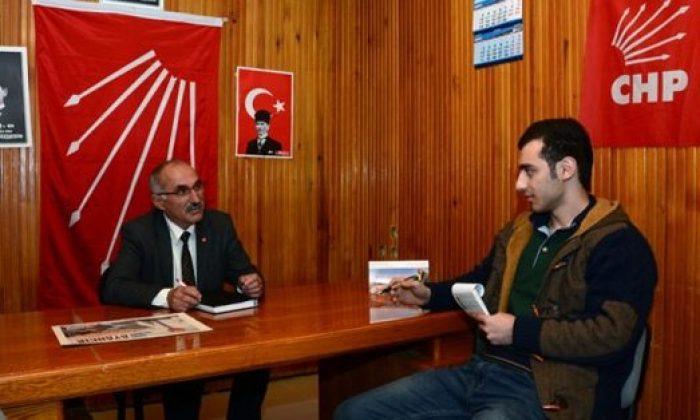 Seyhan Sabri Sarısoy ile röportaj
