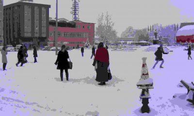 18 Ocak Okullar Tatil mi? İstanbul'da Kar Nedenli Tatil!