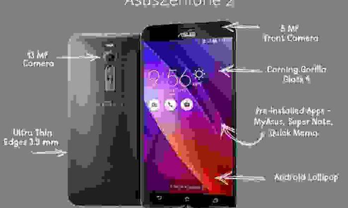 Asus Zenfone 2 Laser özellikleri ve fiyat bilgisi ortaya çıkarıldı