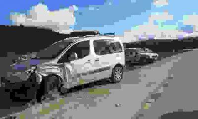 Boyabat Yalak Köyünde Trafik Kazası
