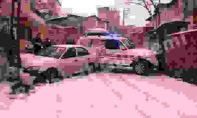 Boyabat'ta Ambulans Kaza Yaptı