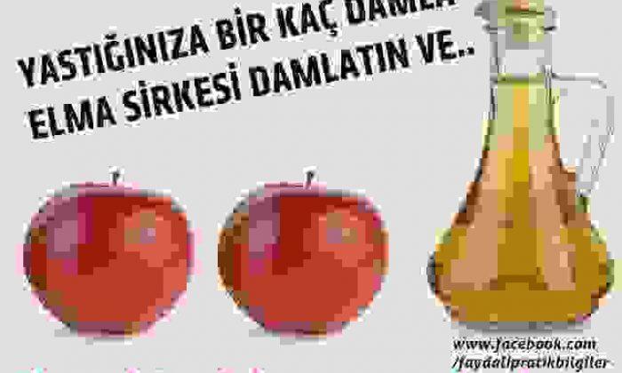 Elma Sirkesinin Bilinmeyen 10 Faydası