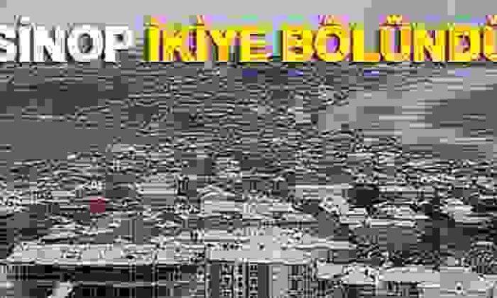 Sinop Ada Mahallesi İkiye Bölündü! Zeytinlik Mahallesi Kuruldu