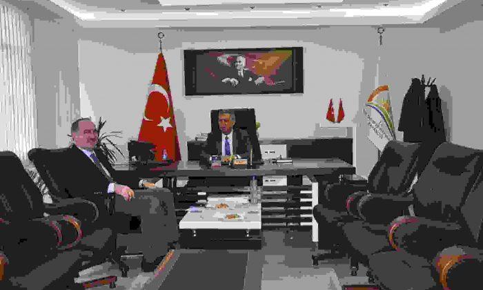Rektör Nihat Dalgın'dan İade-i Ziyaret
