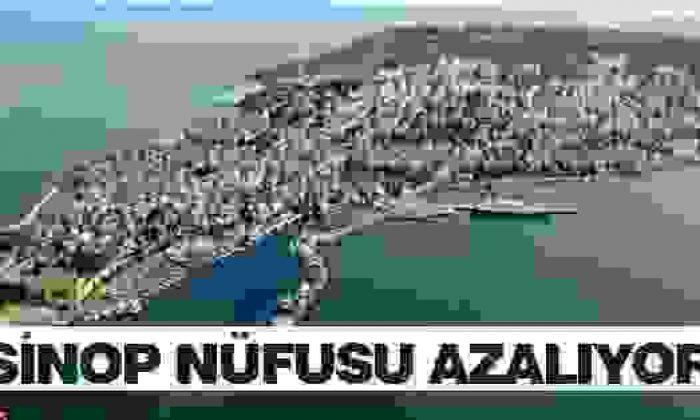 Sinop'un Nüfusu Azalıyor! Güncel 2016 Sinop Nüfusu