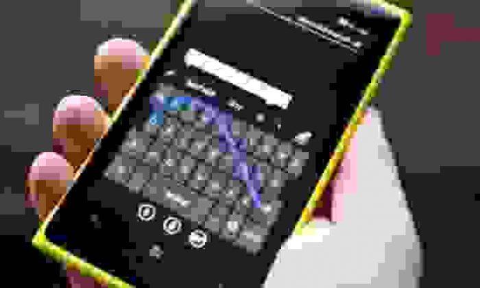 Word Flow klavye iPhone'a yakın zaman sonrasında geliyor