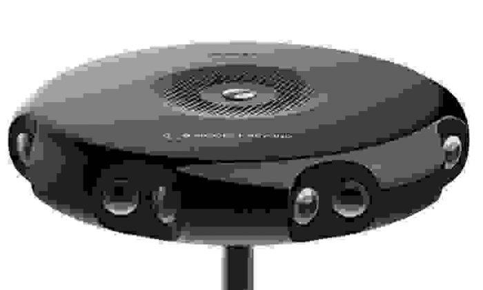360 Derece Kayıt Yapacak Video Kamera Çok Yakında – Samsung Gear 360