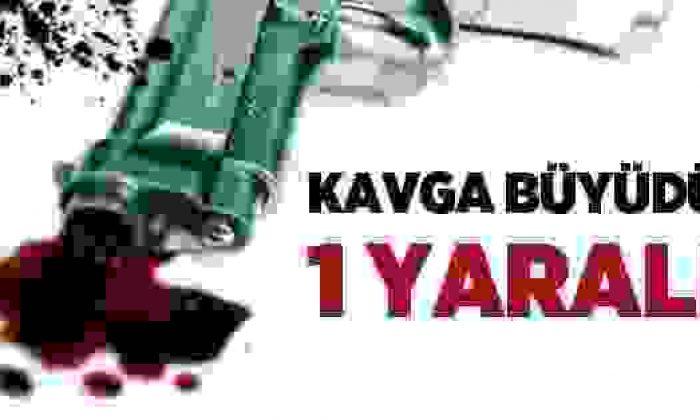 Boyabat'ta Silahlı Kavga: 1 Yaralı