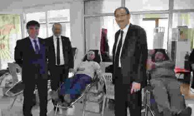 Emniyet Müdür'ünden Kızılay'a Destek!