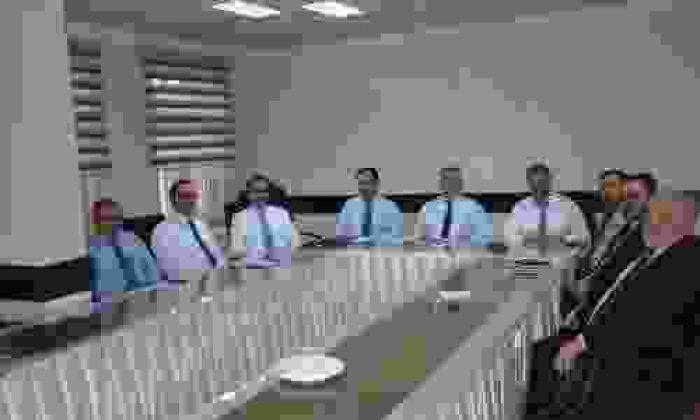 İlçe Müftüleri Şubat Ayı Toplantısı Düzenledi
