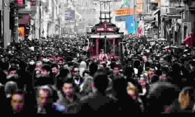 İstanbul'u Tam 402 Bin İnsan Terk Etti!