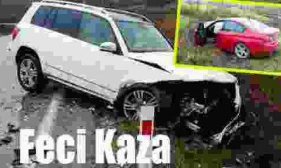 Sinoplu Ayşe Serpil Yıldız Trafik Kazası Geçirdi
