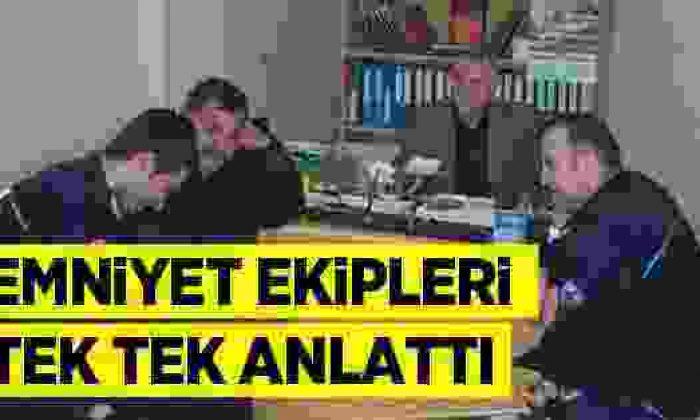 Türkeli'de Kontör Dolandırıcılığı Konusunda Bilgilendirme Çalışması