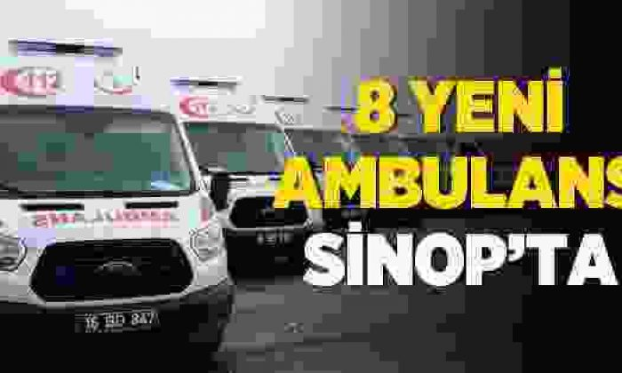 Ambulans Teslim Töreni 14 Mart'ta Yapılacak