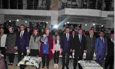 Boyabat'ta 8 Mart Dünya Kadınlar Günü Kutlaması