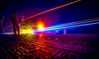 Amerika'lı bilim adamları meteorlara karşı lazer silahı üretti