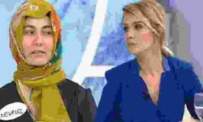 Ekranlarda Nevruz Hanım Yine Yaptı Yapacağını!