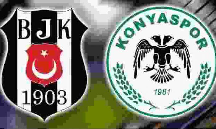 Konyaspor – Beşiktaş Karşılaşması Kaç Kaç Bitti – 3 Mart 2016