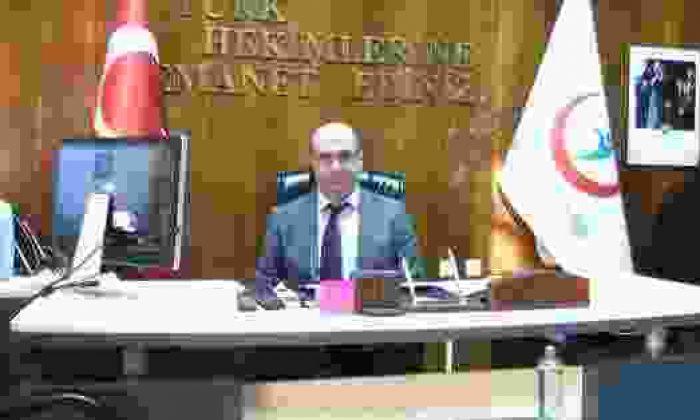 Sinop Sağlık Müdürü Telatar'dan 14 Mart Tıp Bayramı Mesajı