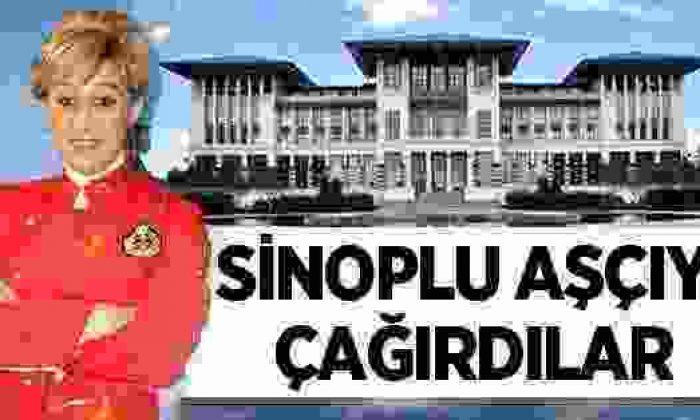 Sinoplu Aşcı Zuhal Çevik Ankara'ya Davet Edildi