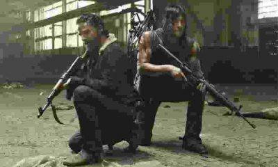 The Walking Dead Nefesleri Kesiyor!
