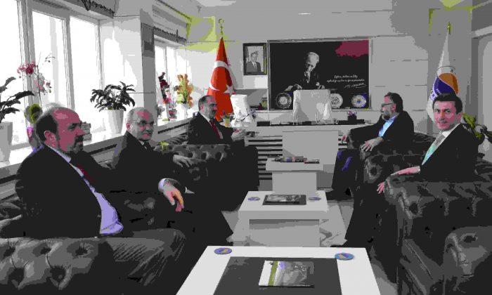 YÖK Başkan Vekili Sinop'ta