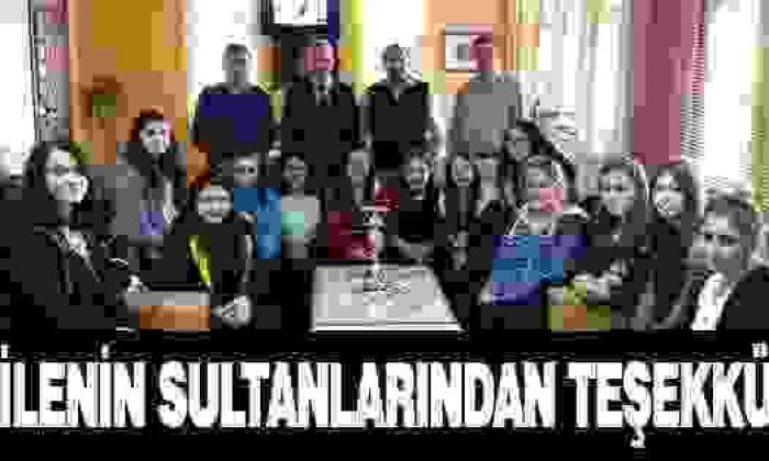 Filenin Sultanlarından Belediye Başkanına Teşekkür Ziyareti