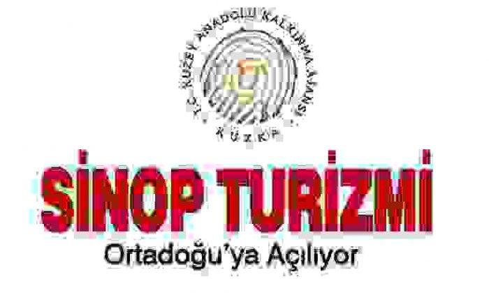 Sinop , Kastamonu ve Çankırı Turizmi Ortadoğu'ya Açılıyor