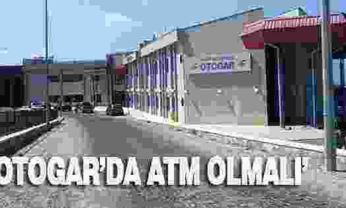 Sinop Otogara ATM Konulsun