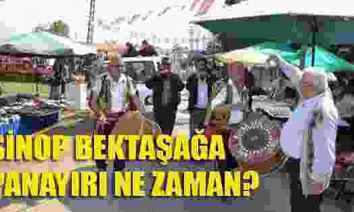 Sinop Bektaşağa Panayırı Ne Zaman?