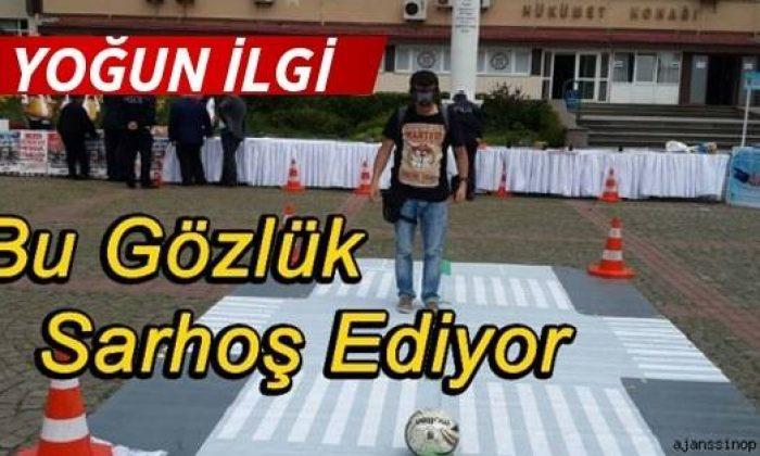 Sinop Emniyet Müdürlüğünün Etkinliğine Büyük İlgi