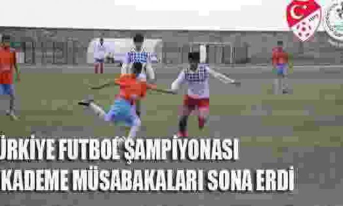 Türkiye Futbol Şampiyonası 1. Kademe Müsabakaları Son buldu