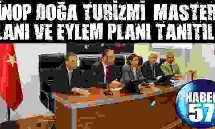 Sinop Doğa Turizmi  Master Planı Ve Eylem Planı Tanıtıldı