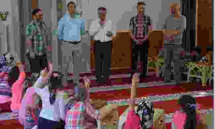 Sinop'ta yaz Kuran kurslarının Startı Verildi