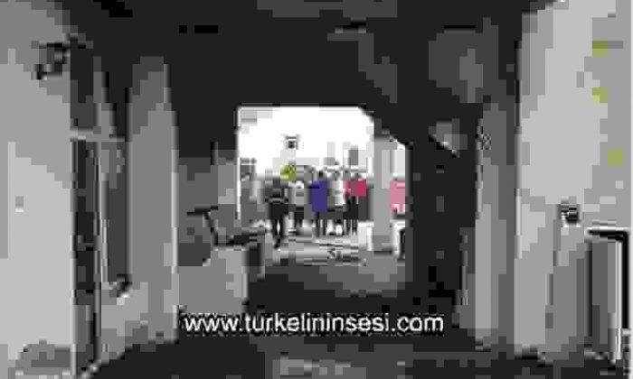 Türkeli'de ev yangını korkuttu