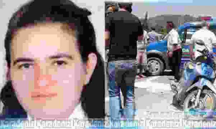 Bebeğini emzirmeye giderken kazada öldü