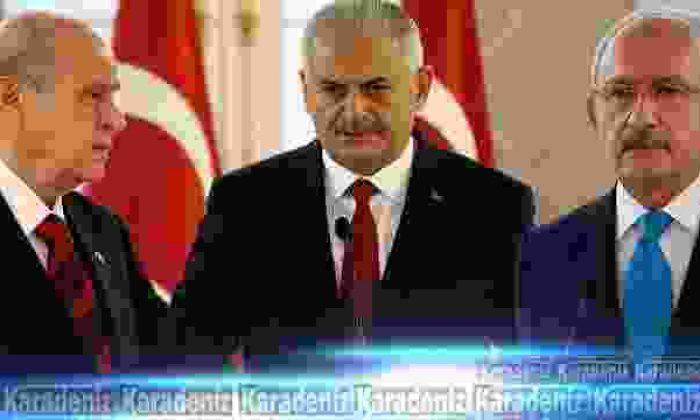 Erdoğan üçünü birlikte kabul edecek