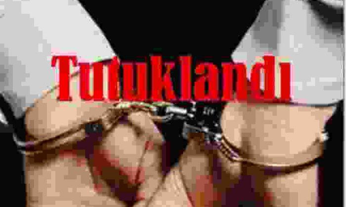 Firar ile İlgili 1 Kişi Tutuklandı