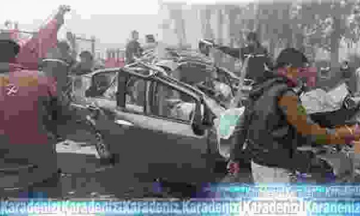 Hindistan'da kaza 10 ölü