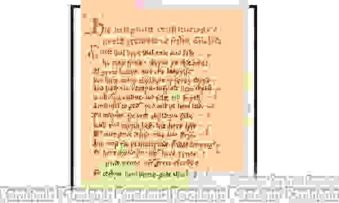 İlk Masonik belge: Regius
