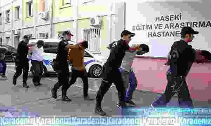 İstanbul'da ikibin 70 kişi tutuklandı