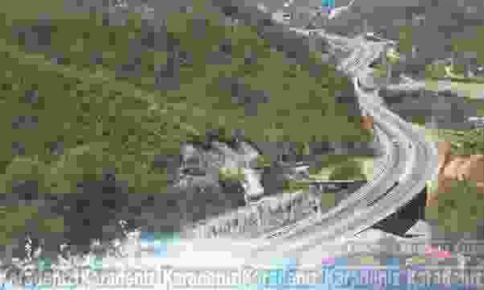 Ordu'da 13 yılda 76 km duble yol