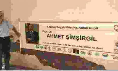 SADEP, Sinop'ta Seyyid Bilal Hz. Anma Günü düzenleyecek!
