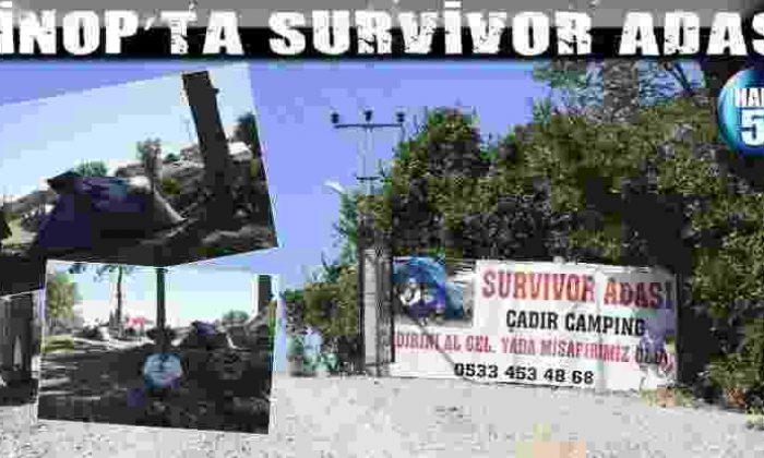 Sinop'Ta Survivor Adası