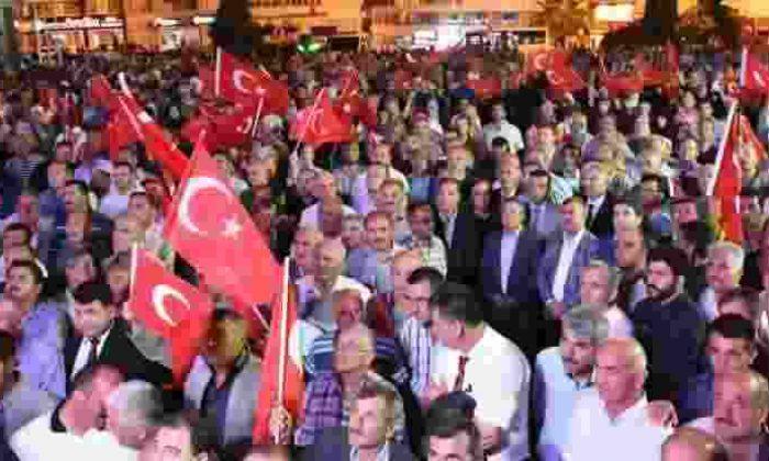 Sinop'ta Demokrasi Nöbeti
