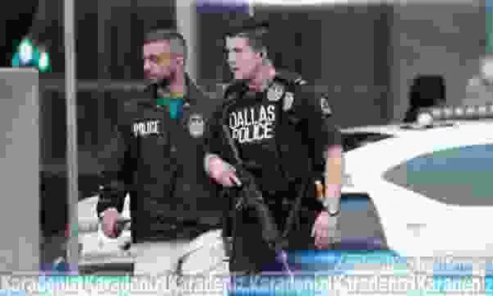 Teksas'ta silahlı saldırı!