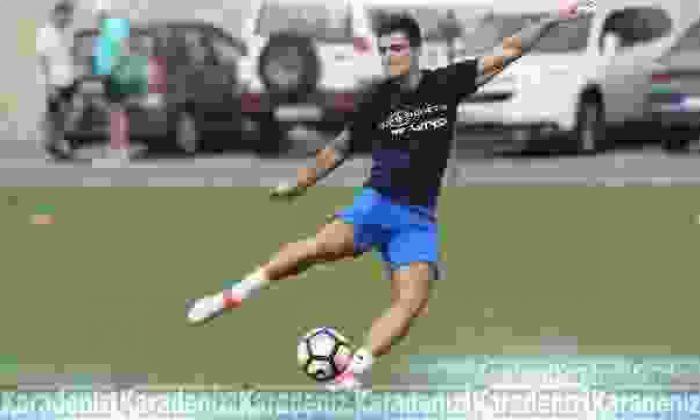 Trabzon gol çalıştı